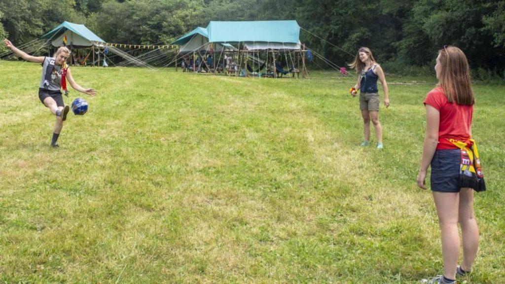 Quelques infos sur le camp d'été.